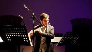 T'sin tsuni Piréri by Yeudiel Infante, world premiere by José Alfredo Yáñez / Morelia, Mexico 2015