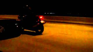 Riding my 2005 Ducati DS 1000 SS