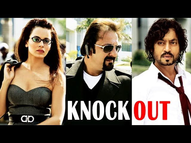 Knockout Full Movie - Irrfan Khan - Sanjay Dutt - Kangana Ranaut - New Hindi Full Movies