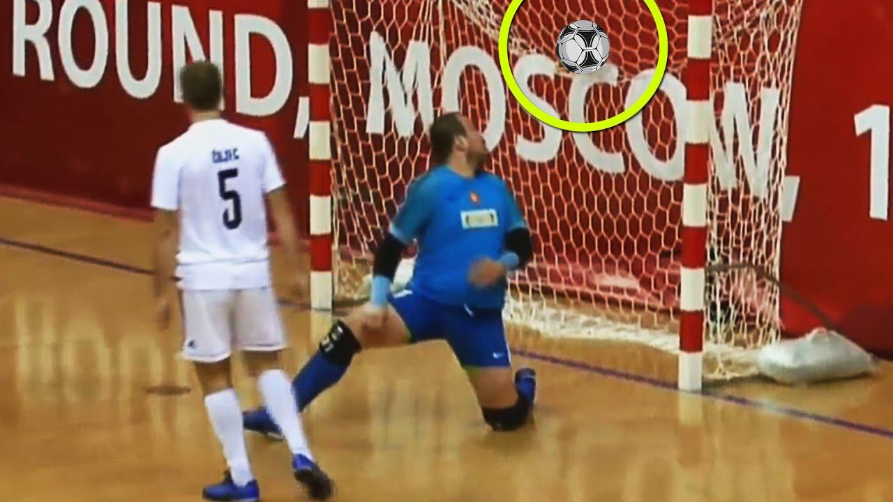 Os Gols Mais Humilhantes do Futsal