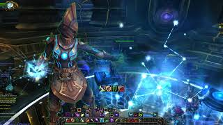 World of Warcraft: Battle for Azeroth 8.3: Visions of N'Zoth - Network Diagnostics