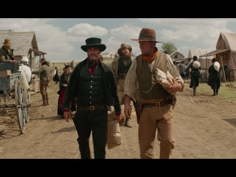 'The Sisters Brothers' Exclusive Clip (2018) | Behind The Scenes