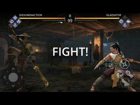 Shadow Fight 3 - Event Vượt Ngục - đánh Cai Ngục bắt đầu