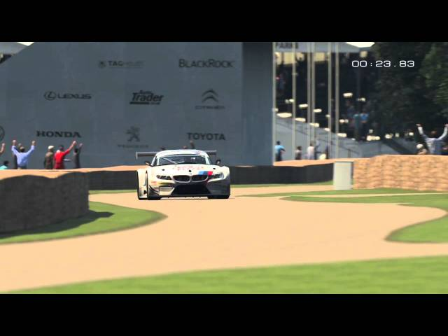 GT6 Goodwood 2013 Trailer