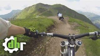 X-Line Saalbach Non-Stop-Run by downhill-rangers.com