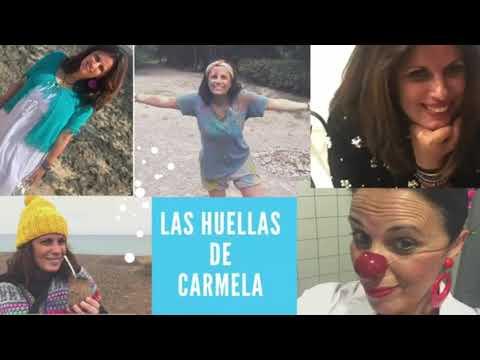 LAS HUELLAS DE CARMELA