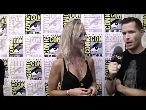 Covert Affairs - Season 2 Comic-Con Exclusive: Kari Matchett