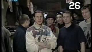 Die Hölle von Moskau - Überleben im Knast Teil 1/3