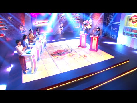 Spelling Bee Season 4 - Quarter Final 01