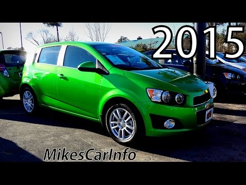 2015 Chevrolet Sonic Read Owner And Expert Reviews