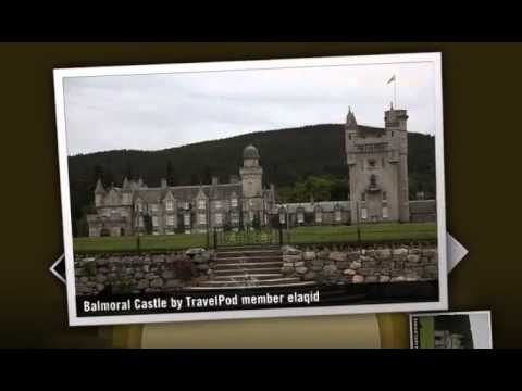 Balmoral Castle - Ballater, Aberdeenshire, Scotland, United