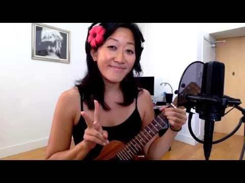 Day 62: Norwegian Wood - Beatles ukulele // #100DaysofUkuleleSongs
