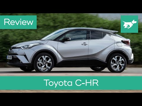 Toyota C-HR 2019 review: A Unique Compact Crossover