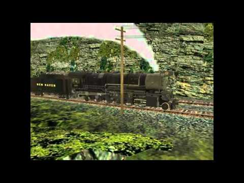 New Haven 2-10-2s on the Murchison Logging Railroad  