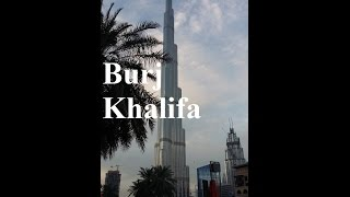 Dubai Burj Khalifa Park March 2016 Part 11