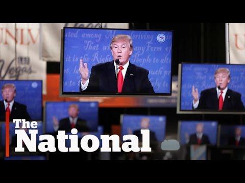 U.S Presidential election debate: Social media reaction