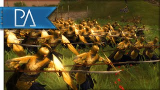 Third Age Total War Gameplay - Isengard has become the new superpow...