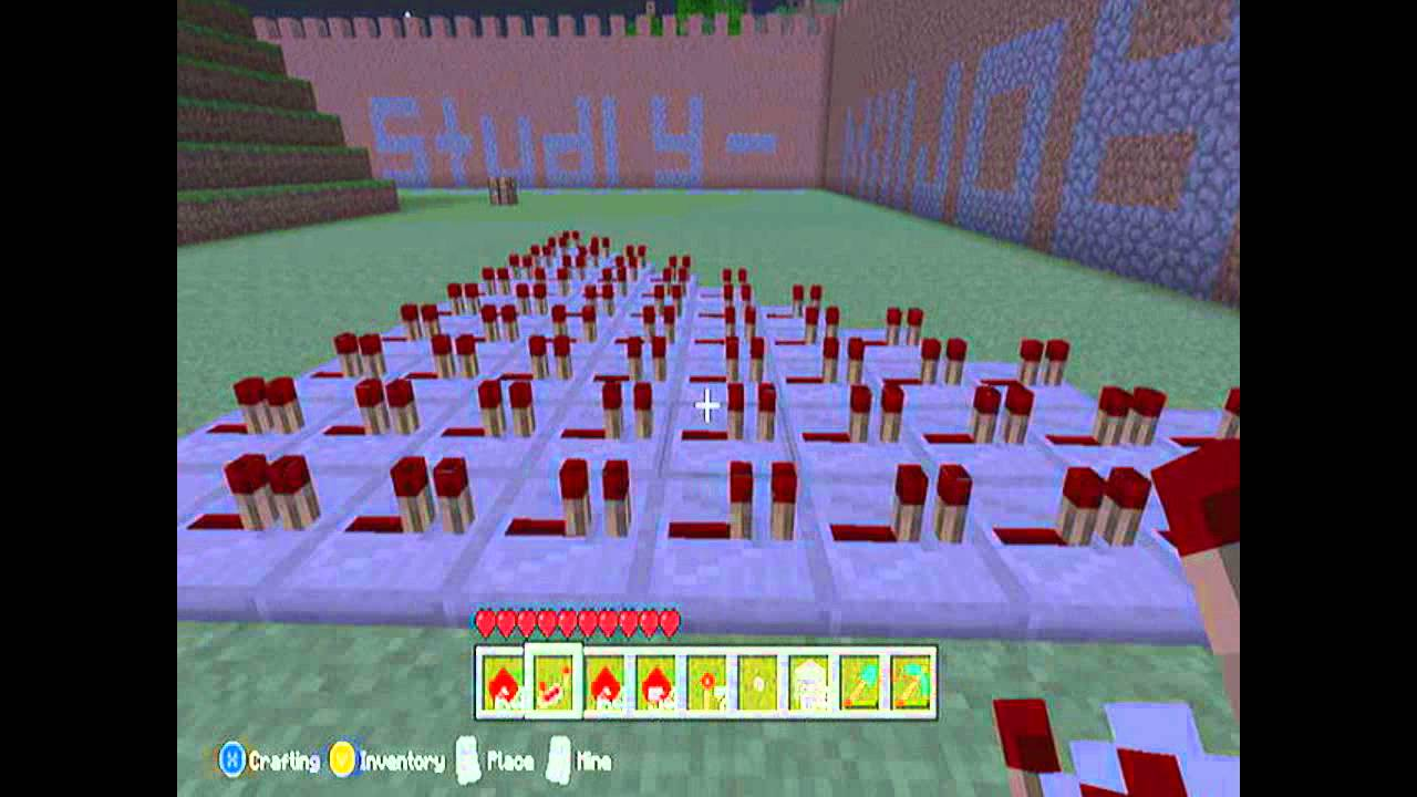 Xbox 360 Redstone Circuits Great Installation Of Wiring Diagram Minecraft Clock Recipe Images Pictures Becuo Edition Youtube Rh Com Basic Gates