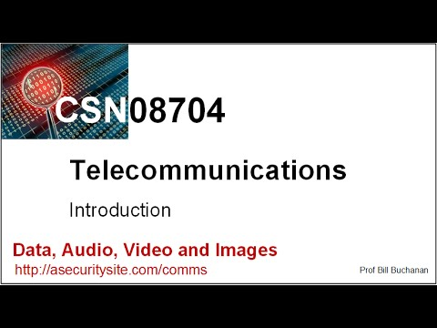 Telecommunications (Introduction)