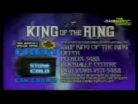 WWF King of the Ring 2000 Monthly Offer