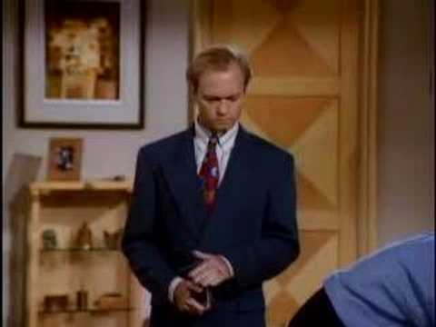 Image result for frazier and niles crane  you tube