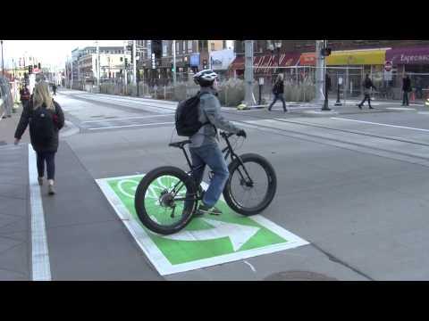 Bicycle Safety on the Washington Avenue Transit-Pedestrian Mall