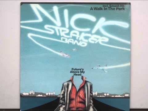 NICK STRAKER- The Future's Above My Head (1979, full album)