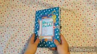 Обзор блокнота мамины заметки для мальчика
