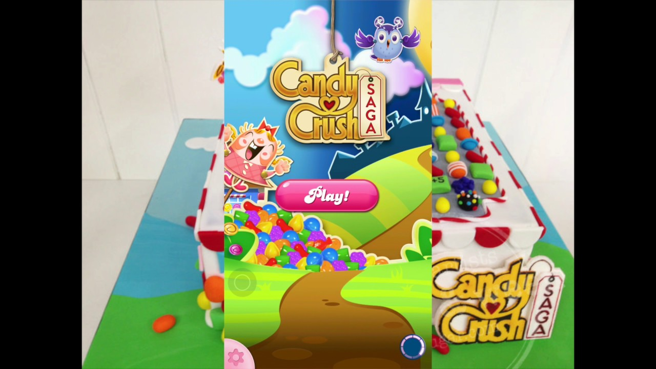 Candy crush saga mod apk hack {no root}  #Smartphone #Android