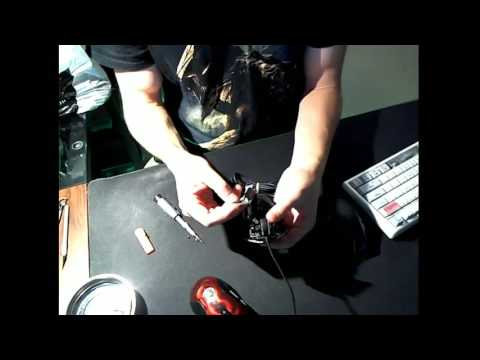 [Live] Finalmouse Classic Ergo 2016 Disassembly