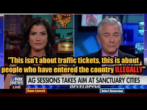 "Dana Loesch : ""This is about people who have entered the country ILLEGALLY"""