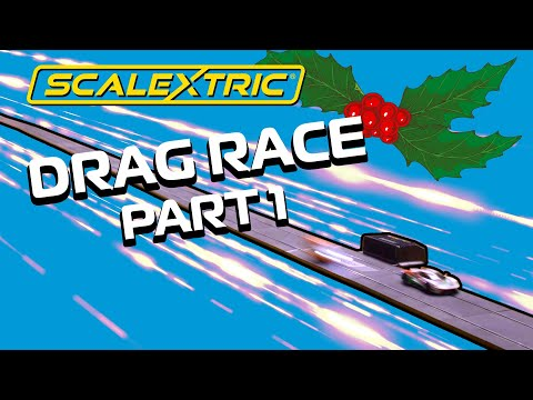 Scalextric Drag Race Round 1