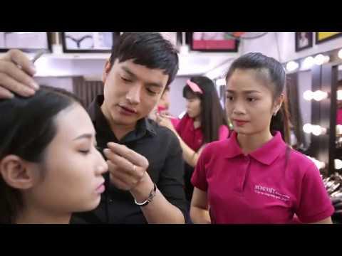 Học Trang Điểm Cô Dâu Chuyên Nghiệp / Make Up Hùng Việt