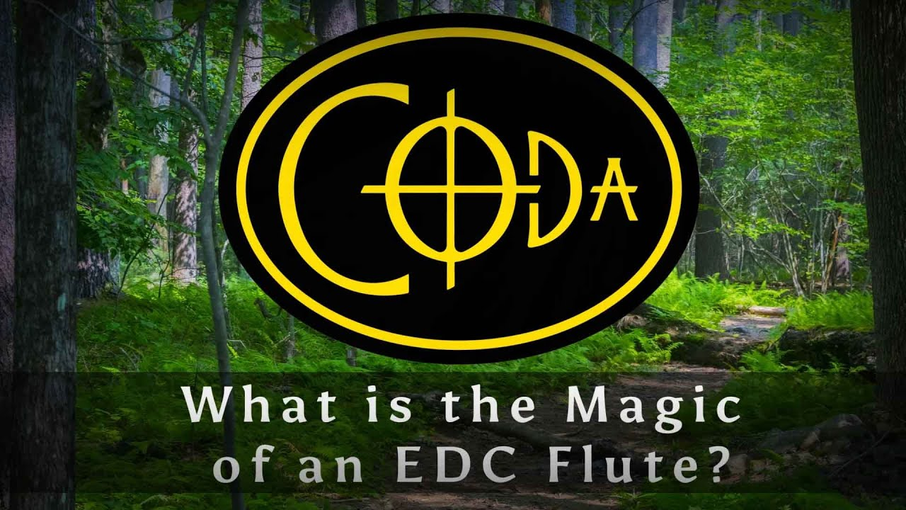 What is The Magic of an EDC Flute?