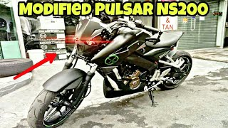 Video Modified Pulsar NS200 Into Street Fighter By TLDF MotoMotive download MP3, 3GP, MP4, WEBM, AVI, FLV September 2017