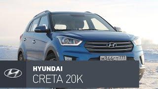 Hyundai Creta 2.0 AT 4WD после 20000км. Еще свежая или уже нет?