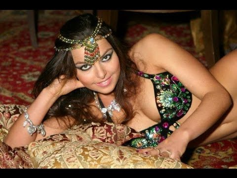 Arab dancer live on tv - 4 6