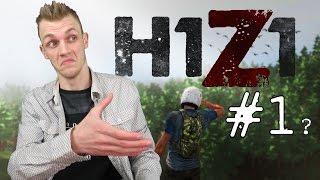 AARDIGE VREEMDELING?! - H1Z1 BATTLE ROYALE #1