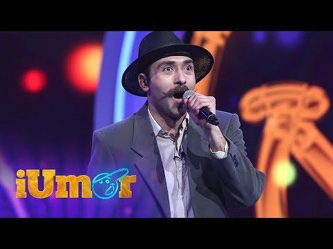 Se anunță un nou hit?! Alexandru Agușoaie cântă la iUmor melodia cu refrenul