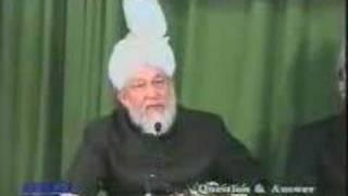 Khalifa of Ahmadiyya Muslim Community