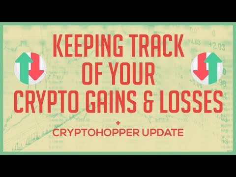 Keep Track of Your Crypto Gains & Losses with My Spreadsheet, Cryptohopper Update and a Rant
