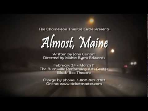 Almost, Maine: Theatrical Production Trailer