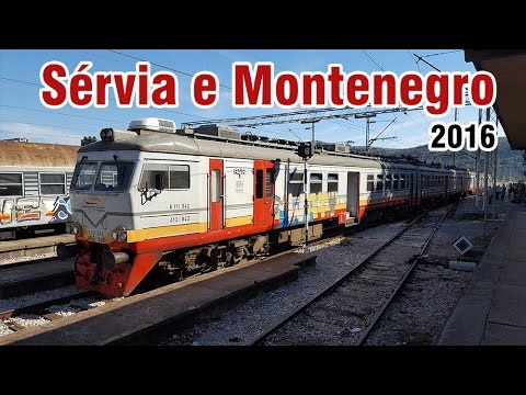 Sérvia e Montenegro 2016
