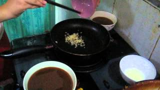 Pham Ngoc Anh cooking show 23