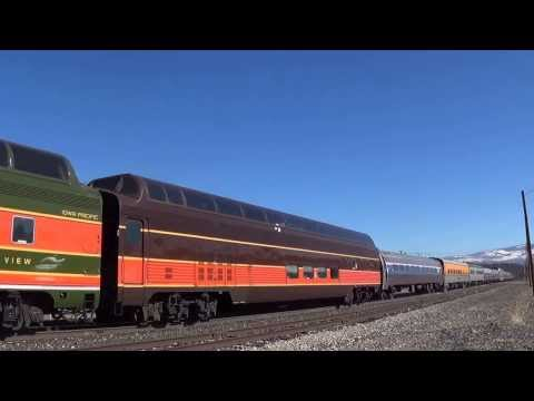 RENO fun train going through Soda Springs Crossing in CA heading to Sacramento from YouTube · Duration:  1 minutes 43 seconds