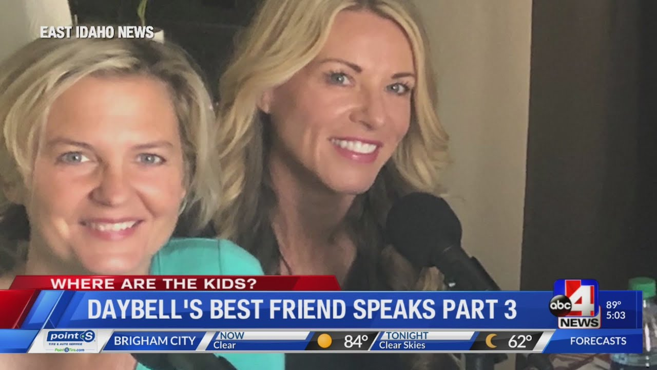 'They're not on this planet anymore':  Lori Daybell's best friend believes her c