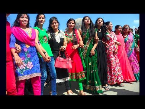 New Deuda Geet 2072/2015 | Beautiful Deuda Dance