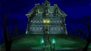 How to draw Luigis Mansion