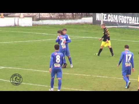 U17: FC Viitorul - FC Braşov 5-2