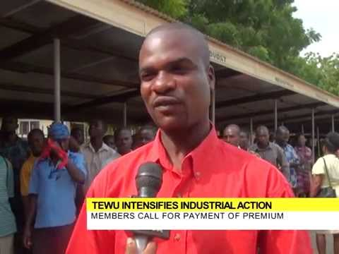 TEACHERS AND EDUCATION WORKERS UNION (GHANA) INDUSTRIAL ACTION INTENSIFIES